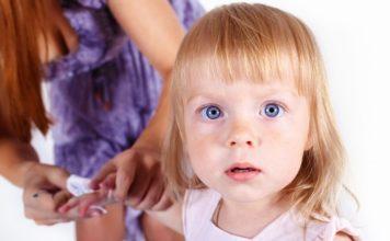 Виды и лечение лишая у ребенка